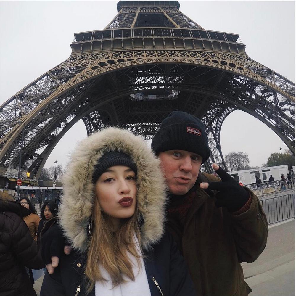 Nigel Ryder dan Natasha Ryder - Biodata Artis